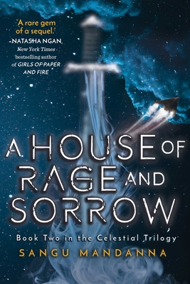 Cover for A House of Rage and Sorrow