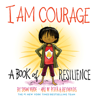 Cover Image for I Am Courage: A Book of Resilience