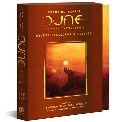DUNE: The Graphic Novel,  Book 1: Dune: Deluxe Collector's Edition Cover Image