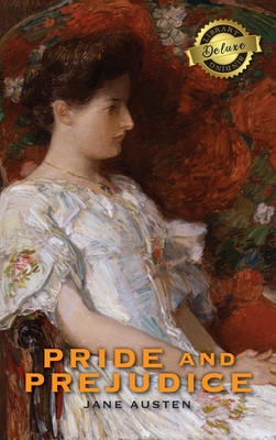 Pride and Prejudice (Deluxe Library Binding) Cover Image
