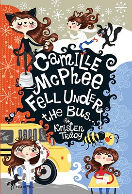 Camille McPhee Fell Under the Bus Cover