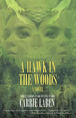 A Hawk in the Woods Cover Image
