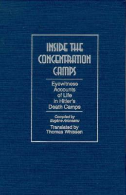 Cover for Inside the Concentration Camps