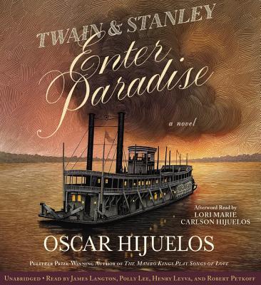 Twain & Stanley Enter Paradise Lib/E Cover Image