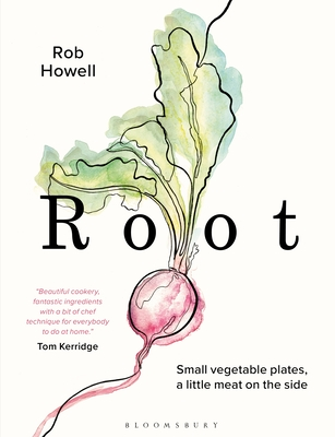 Root: Small vegetable plates, a little meat on the side Cover Image