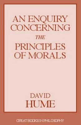 An Enquiry Concerning the Principles of Morals Cover