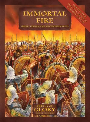Immortal Fire Cover