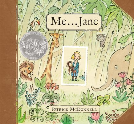 Me . . . Jane Cover Image