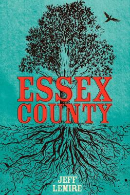 The Complete Essex County Hardcover Edition Cover