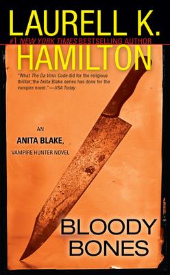 Bloody Bones: An Anita Blake, Vampire Hunter Novel Cover Image