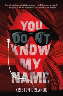 You Don't Know My Name (The Black Angel Chronicles #1) Cover Image