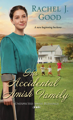 His Accidental Amish Family (Unexpected Amish Blessings #3) Cover Image