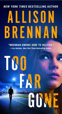 Too Far Gone (Lucy Kincaid Novels #14) Cover Image