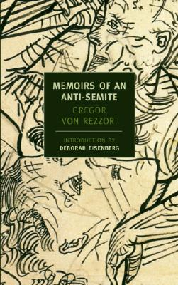 Memoirs of an Anti-Semite Cover