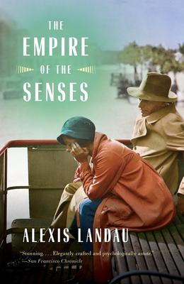 The Empire of the Senses: A Novel Cover Image