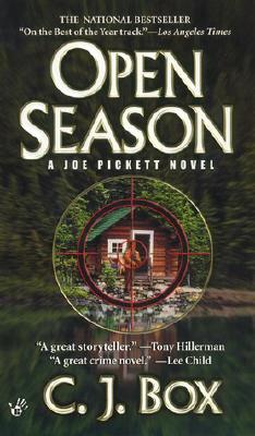 Open Season Cover Image