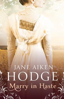 Cover for Marry in Haste