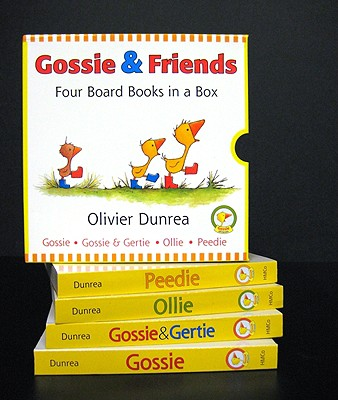 Gossie & Friends Board Book Set Cover