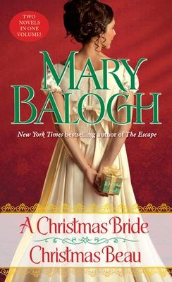 A Christmas Bride/Christmas Beau Cover