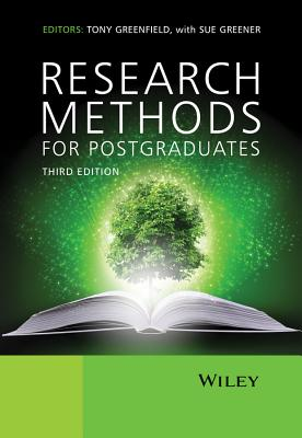Research Methods for Postgraduates Cover Image