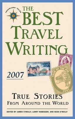 The Best Travel Writing Cover