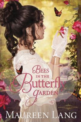 Bees in the Butterfly Garden Cover