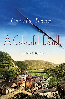 A Colourful Death Cover