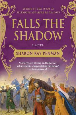 Falls the Shadow: A Novel (Welsh Princes Trilogy #2) Cover Image