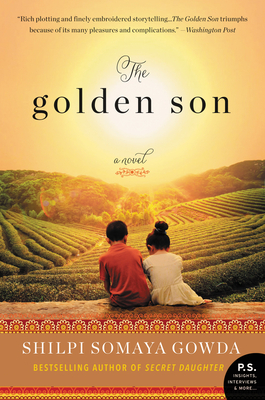 The Golden Son cover image