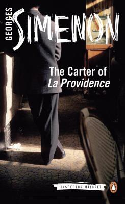 The Carter of 'La Providence' (Inspector Maigret #4) Cover Image