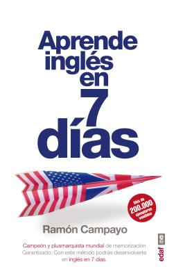 Aprende Ingles En Siete Dias Cover Image