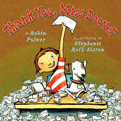 Thank You, Miss Doover Cover
