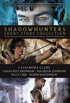 Cover for Shadowhunters Short Story Collection