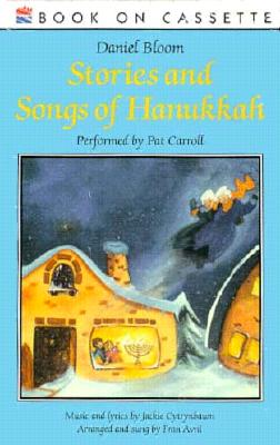 Stories and Songs of Hanukkah Audio Cover Image