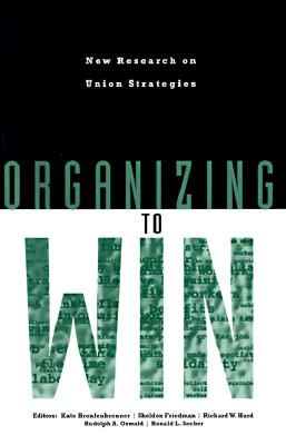 Organizing to Win (Detroit Studies in Music) Cover Image