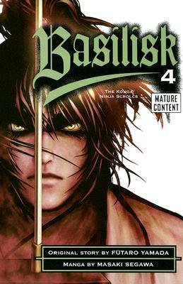 Basilisk 4 Cover