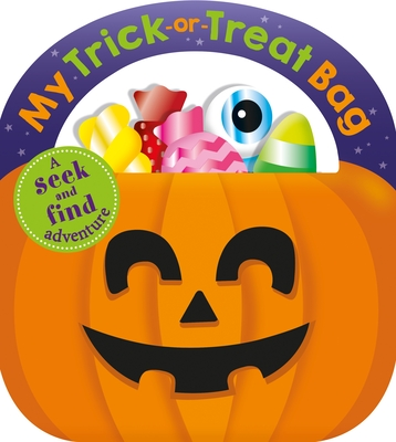Carry-along Tab Book: My Trick-or-Treat Bag (Carry Along Tab Books) Cover Image