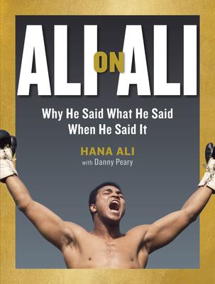 Cover for Ali on Ali