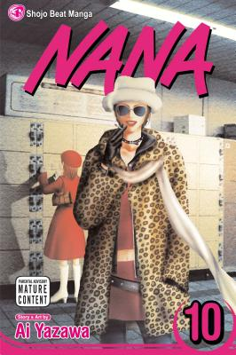 Nana, Vol. 10 Cover Image