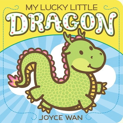 My Lucky Little Dragon Cover