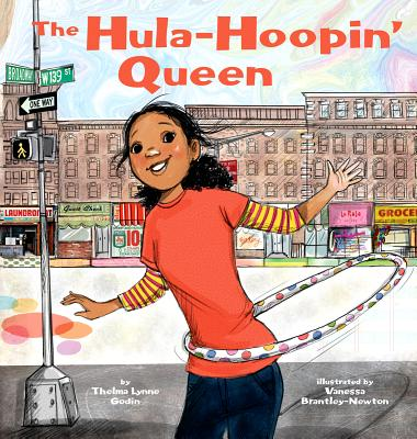 The Hula-Hoopin' Queen Cover