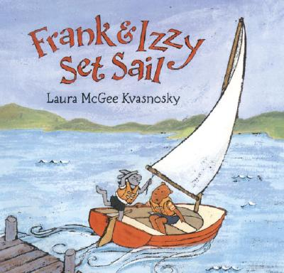 Frank and Izzy Set Sail Cover