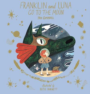 Franklin and Luna Go to the Moon Cover Image