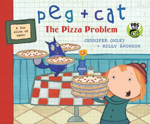 Peg + Cat: The Pizza Problem Cover Image