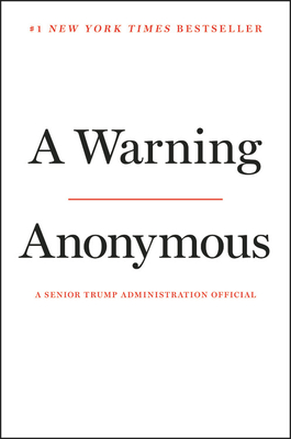 A Warning book cover