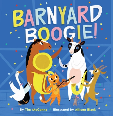 Barnyard Boogie! Cover Image