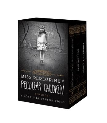Miss Peregrine's Peculiar Children Boxed Set Cover Image