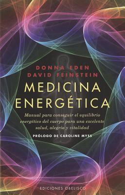 Medicina Energetica = Energy Medicine (Coleccion Salud y Vida Natural) Cover Image