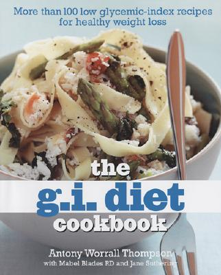 The G.I. Diet Cookbook Cover
