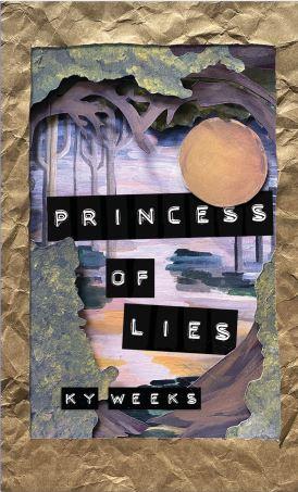 Princess of Lies Cover Image